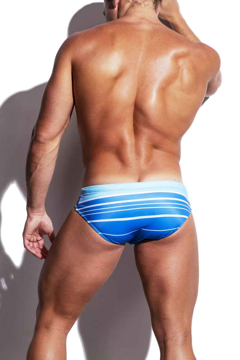 Ocean Rise Luxe Streamline Swim Brief - Turlock & Co.