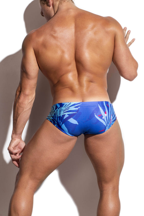 Waterworld Luxe Streamline Swim Brief - Turlock & Co.