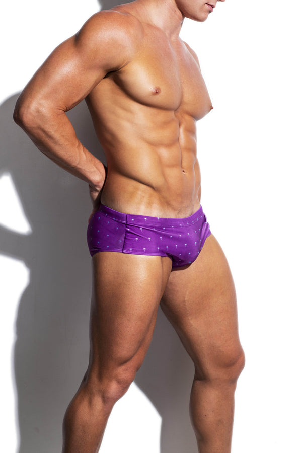 Palm Sunday Sunga Swim Brief - Turlock & Co.