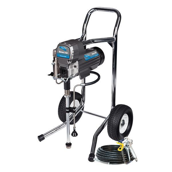 Allpro mustang 5150 hiboy paint sprayer, available at Harrison Paint Co in LA.