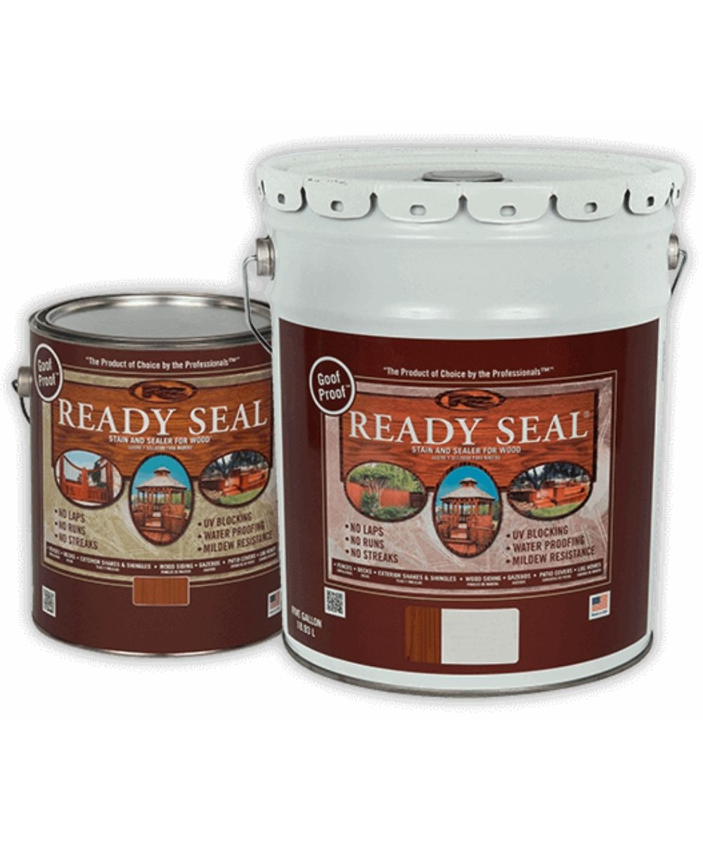 Ready Seal Stain