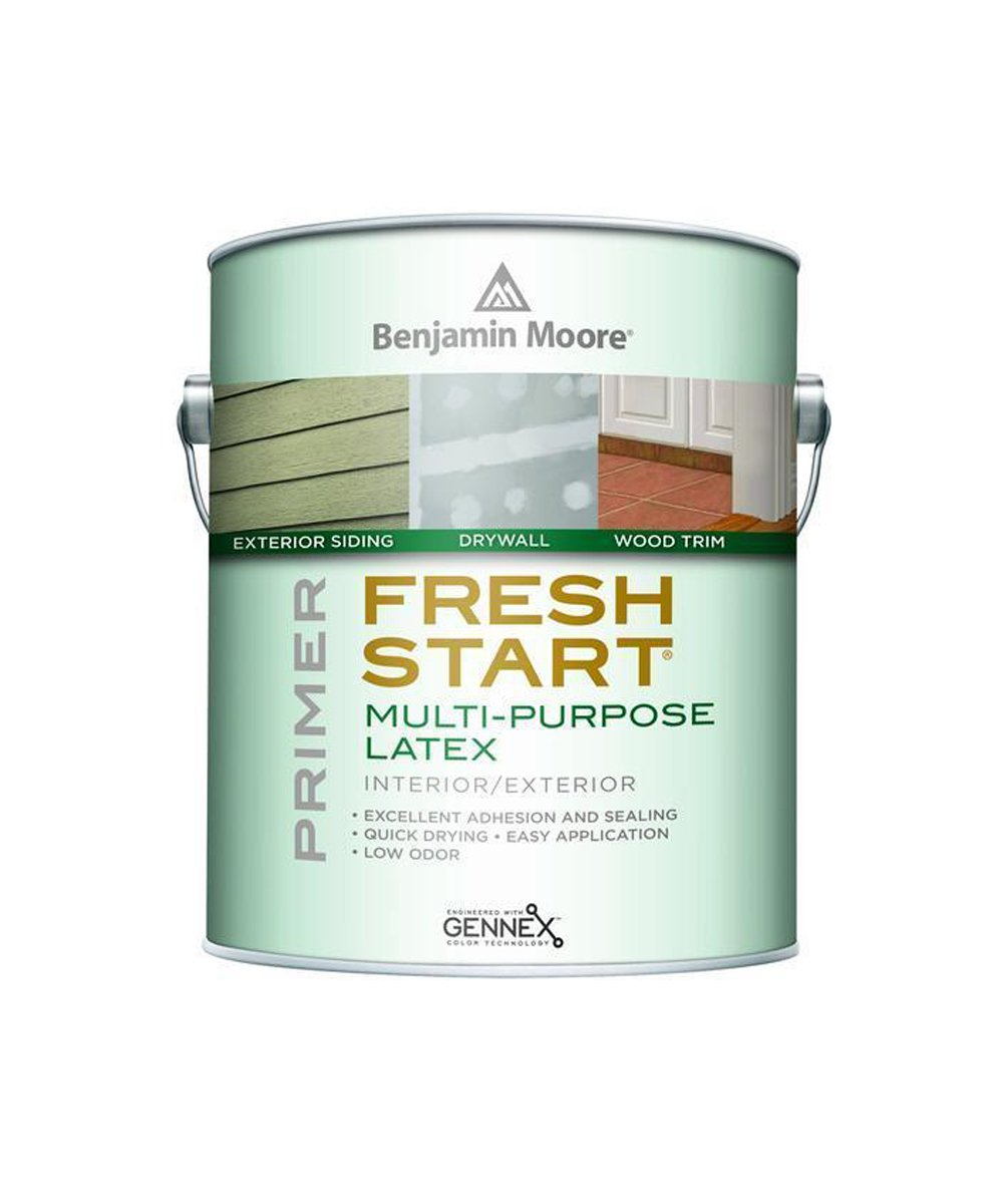 Fresh Start Multi-Purpose Latex Primer, available at Harrison Paint Co in LA.