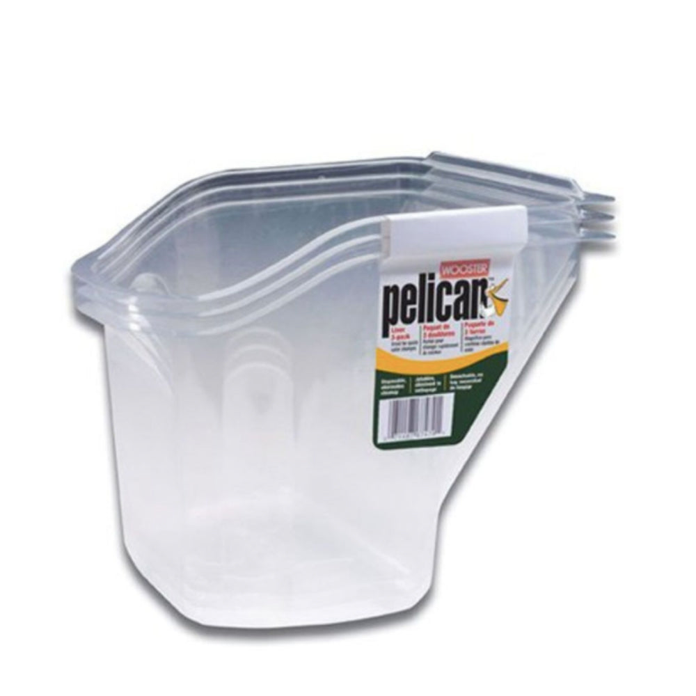 Pelican Liner 3 Pack, available at Harrison Paint Co. in Louisiana.