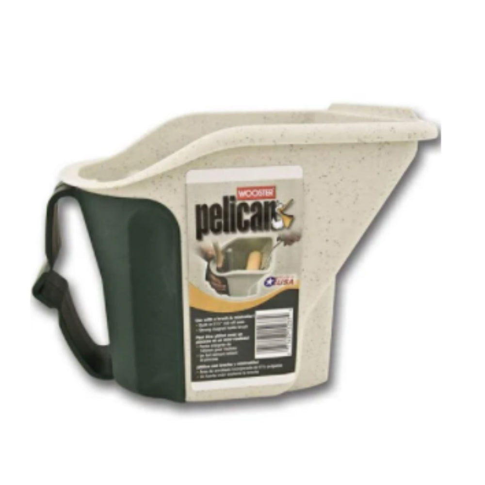 Pelican Brush & Roller Bucket, available at Harrison Paint Co. in Louisiana.