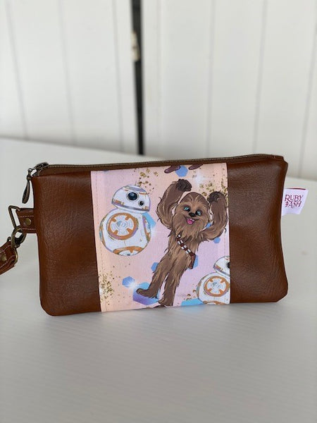 Star Wars clutch bag one of a kind
