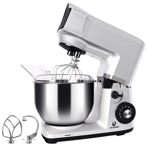 posame Stand Mixer 600W Whisk 6 Speed