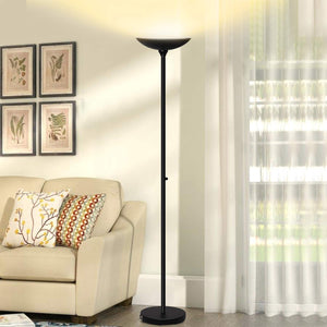 SUNLLIPE LED Torchiere Floor Lamp 24W