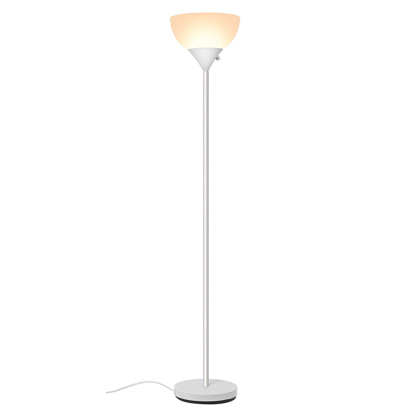 SUNLLIPE LED Torchiere Floor Lamp 19 Inches Energy Saving
