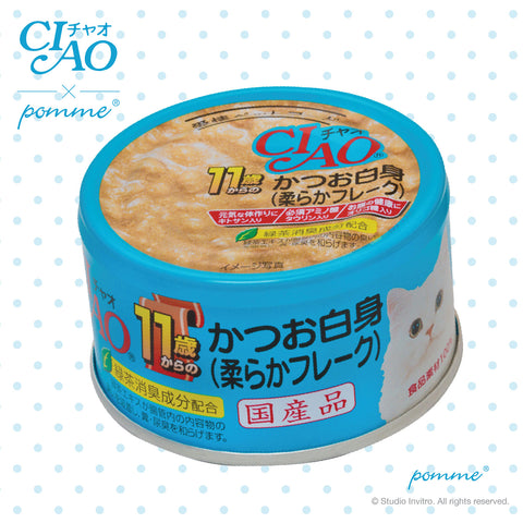 Ciao Senior (11yr up) - Soft Katsuo