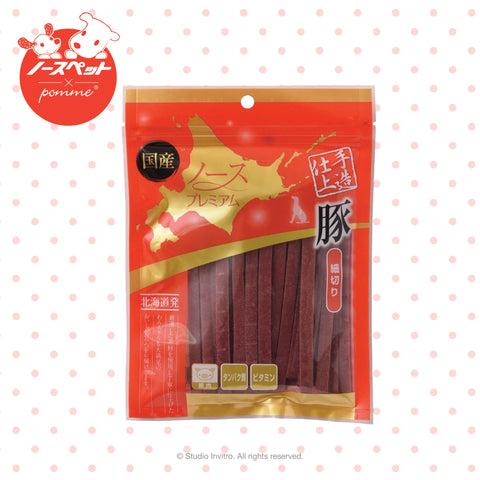 North Pet Hand-made Sliced Pork Jerky