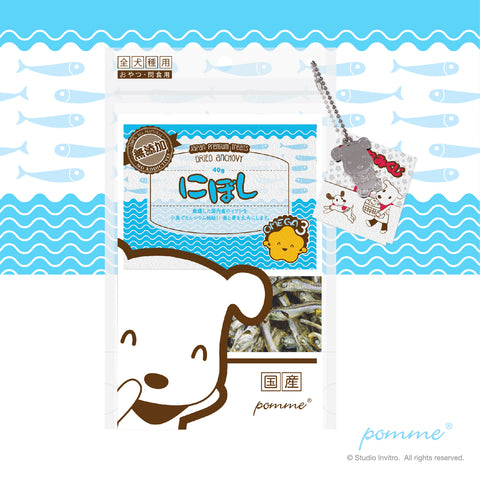 Dried Anchovy 40g