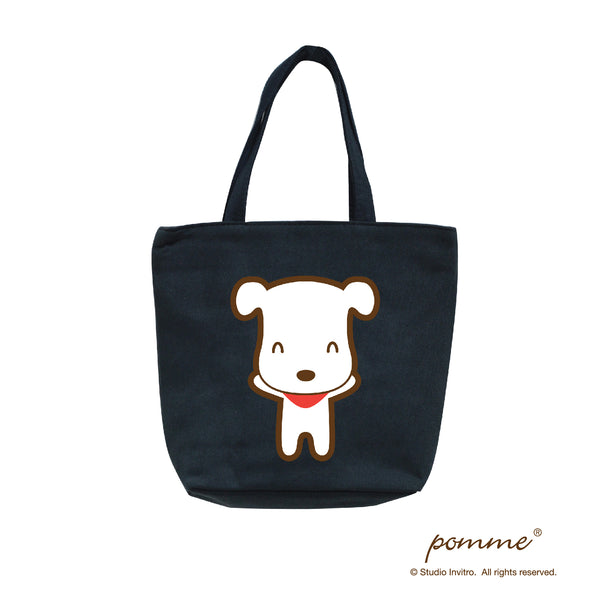 Lunch Bag Black - Pomme