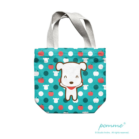 Lunch Bag - Polka Dot Pomme