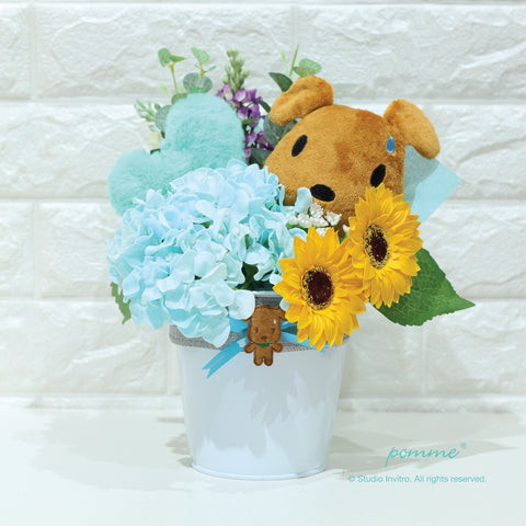 Pomme Bouquet L - My Sunshine