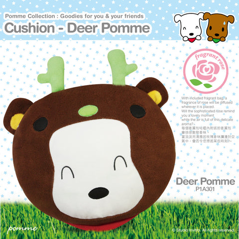 Cushion - Deer Pomme