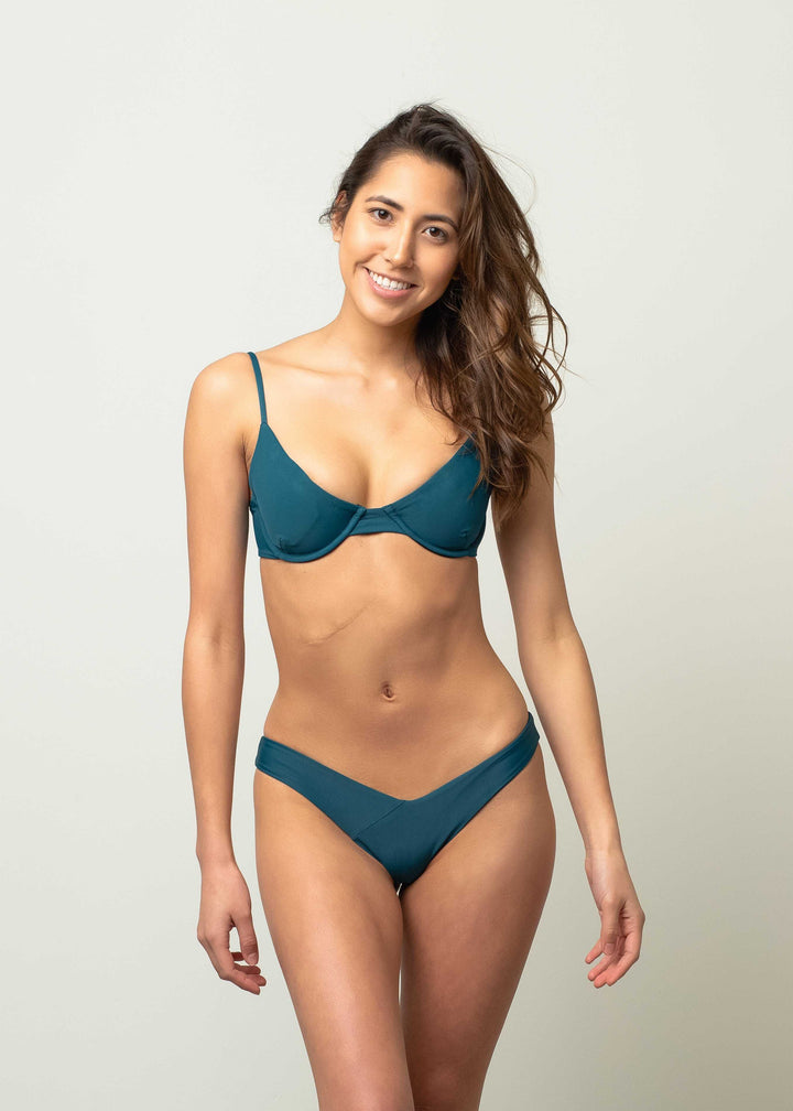 Louise Top in Wave - LAC SWIM