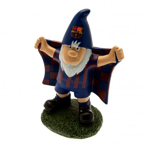 F.C. Barcelona Garden Gnome Official Licensed Product