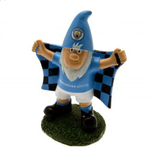 Manchester City F.C. Garden Gnome Official Licensed Product