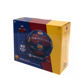 F.C. Barcelona Football Set Official Licensed Product