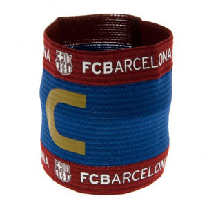 F.C. Barcelona Captains Arm Band Official Licensed Product