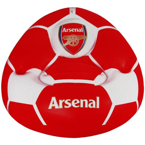 Arsenal F.C. Inflatable Chair Official Licensed Product