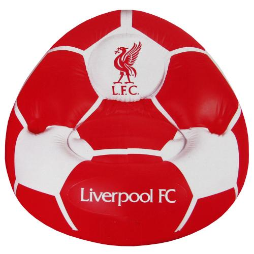 Liverpool F.C. Inflatable Chair Official Licensed Product