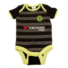 Chelsea F.C. 2 Pack Bodysuit 9/12 mths LN Official Licensed Product