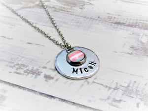 Personalised, Demi Girl Necklace