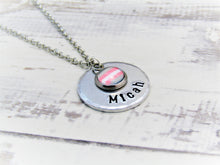 Load image into Gallery viewer, Personalised, Demi Girl Necklace