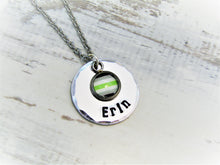 Load image into Gallery viewer, Personalised, AGender Pride Necklace