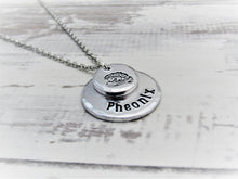 Load image into Gallery viewer, Hedghog, Personalised Necklace