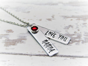 Nanna, Personalised Necklace