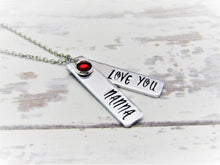 Load image into Gallery viewer, Nanna, Personalised Necklace