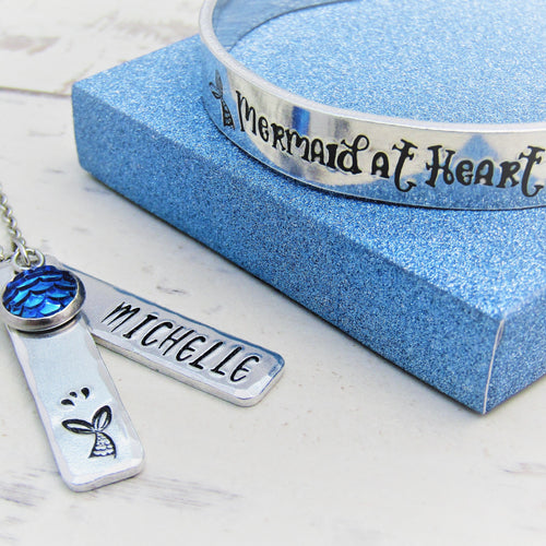 Mermaid, Personalised Gift Set