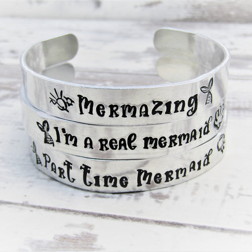 Inspiring Mermaid Bracelet