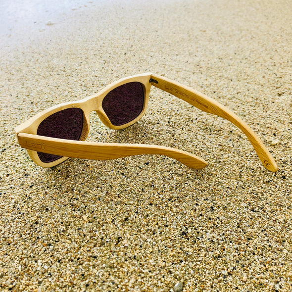 Lani Ohe Eddie Wood Sunglasses