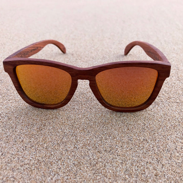 Pele Wood Sunglasses