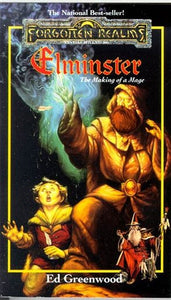 Elminster the Making of a Mage
