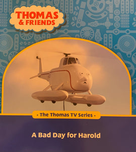 A Bad Day For Harold (Thomas & Friends)
