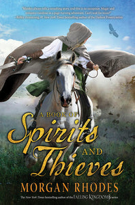 A Book of Spirits and Thieves (HC)