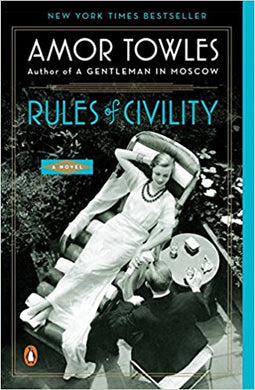 Rules of Civility (4.99)