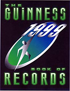 Guiness Book of Records 1999