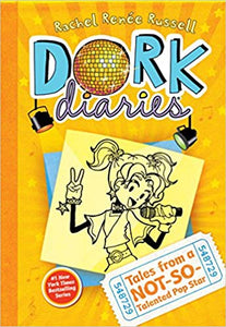 Dork Diaries #3: Tales From a Not-So-Talented Pop Star