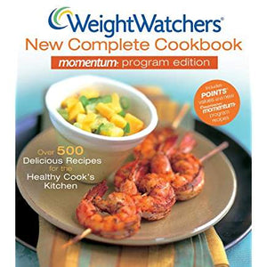 Weight Watcher's New Complete Cookbook: Momentum Program Edition