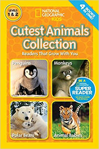 National Geographic Cutest Animals Collection