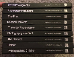 LIFE Photography Books
