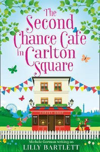 The Second Chance Café in Carlton Square