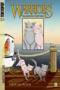 Warriors Graphic Novel: Warrior's Return