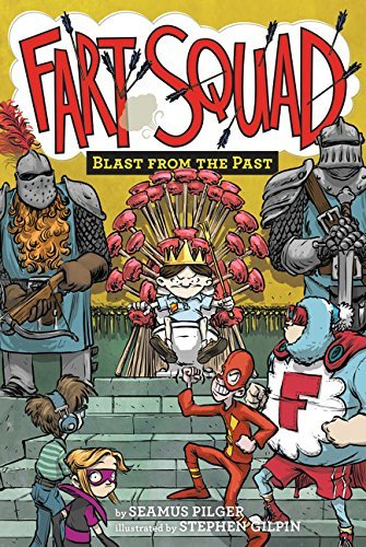Fart Squad #6: Blast From the Past