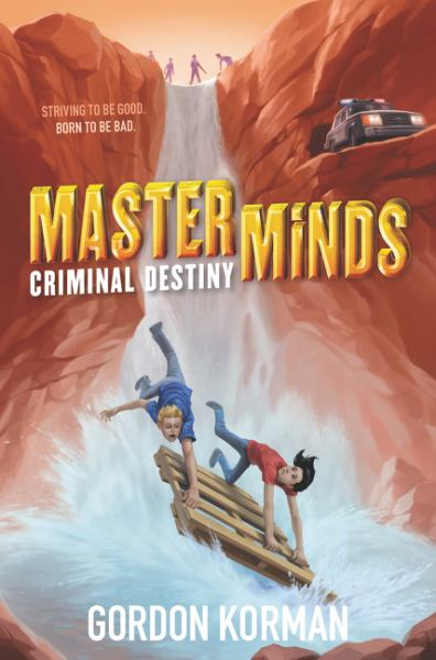 Master Minds: Criminal Destiny